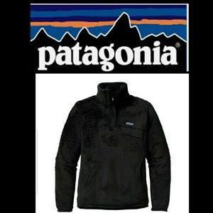 Patagonia Women's Re-Tool Snap Fleece Pullover SM